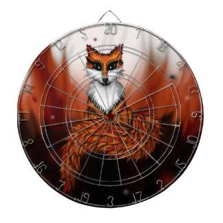 Firefox Dart Board
