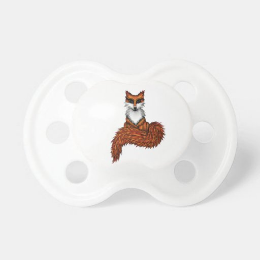 Firefox Baby Pacifiers