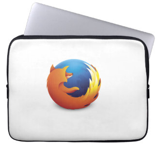 firefox logo laptop bag (no text) computer sleeves