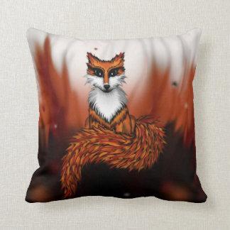 firefox pillow throw cushions