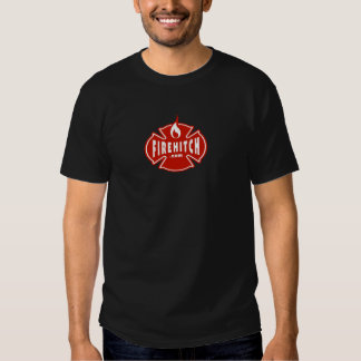 Firehitch Logo (crisp) Tee Shirt