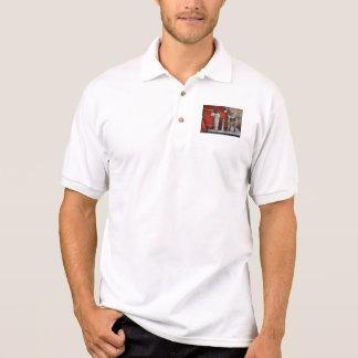 Fireman - An Assortment of Nozzles Polo T-shirt