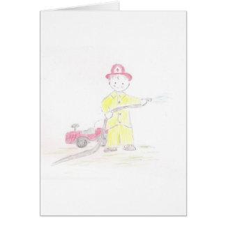 Fireman Cards