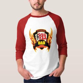 Fireman Dad T-shirts