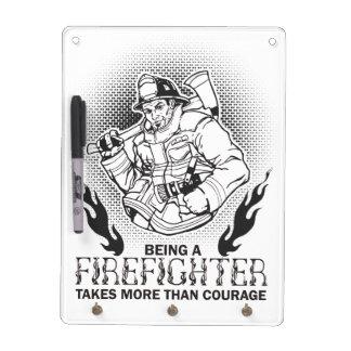 Fireman Dry Erase Board