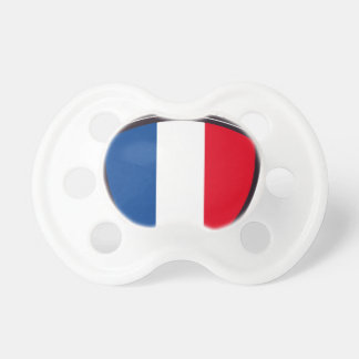 fireman France Baby Pacifiers