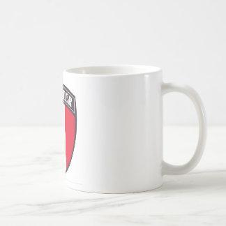 fireman France Coffee Mug