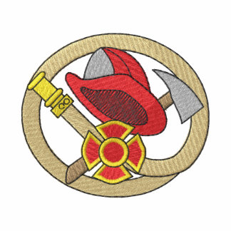 Fireman Logo Polo Shirts