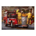 Fireman - Metuchen Fire Department Custom Invitation
