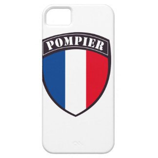 fireman of France iPhone 5 Cover