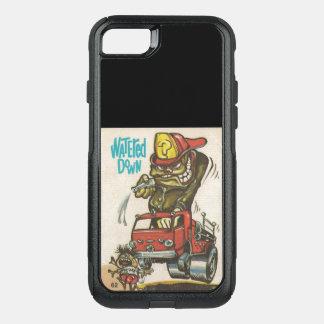 Fireman OtterBox Commuter iPhone 8/7 Case