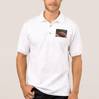 Fireman - The Procession Polo T-shirts