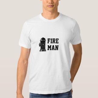 Fireman Tshirts