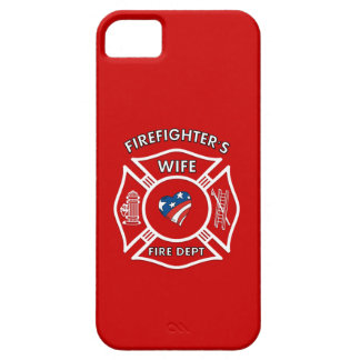 Fireman Wives USA Barely There iPhone 5 Case