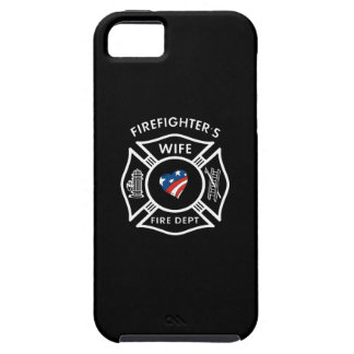 Fireman Wives USA Case For The iPhone 5