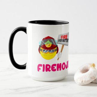 FireMoji Mug