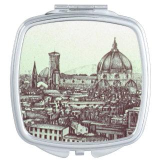 Firenze Compact Mirrors
