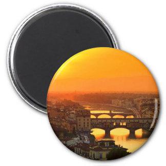Firenze evening magnet
