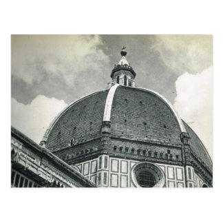 Firenze,Florence, Duomo Postcard