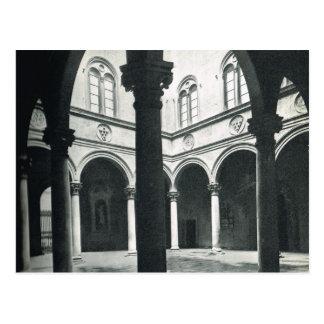 Firenze,Florence, Palazzo Medici Riccardi Postcard