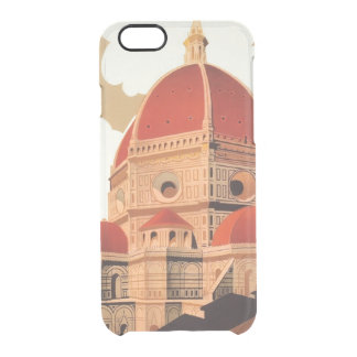 Firenze iPhone 6/6S Plus Clear Case