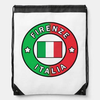 Firenze Italia Drawstring Bag