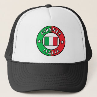 Firenze Italia Trucker Hat
