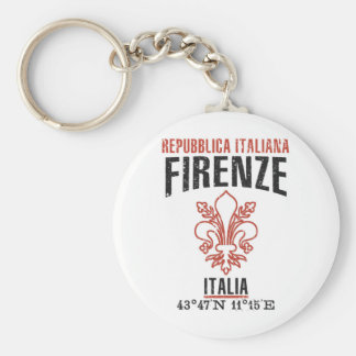 Firenze Key Ring
