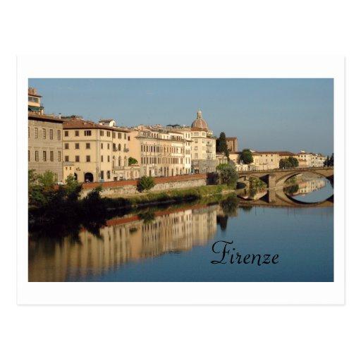 Firenze Postcards