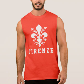 Firenze Sleeveless Shirt