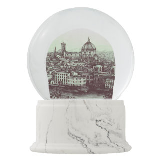 Firenze Snow Globe