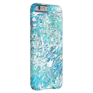 firePattern psychedelic Barely There iPhone 6 Case