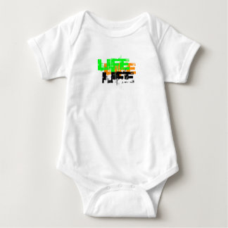 Fires And Passion One Baby Bodysuit