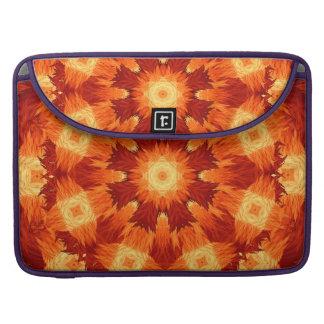 Firestorm Mandala Sleeves For MacBook Pro