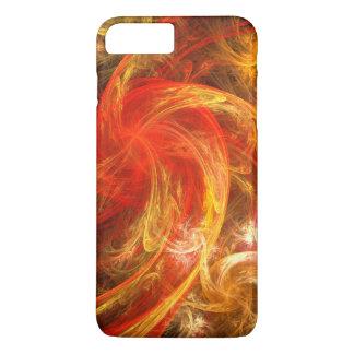 Firestorm Nova Abstract Art iPhone 7 Plus Case