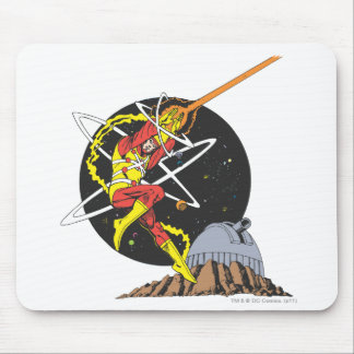Firestorm - The Nuclear Man Mouse Pads