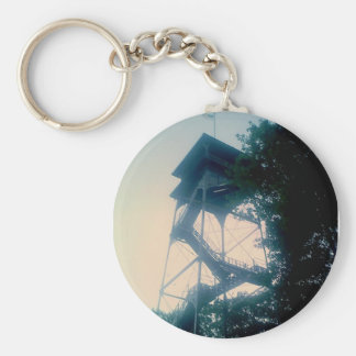 Firetower at the Grand Canyon Key Ring