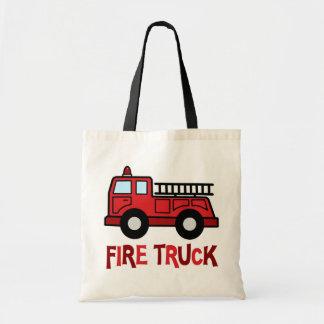 Firetruck Bag
