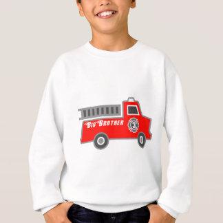 Firetruck Big Brother Sweatshirt