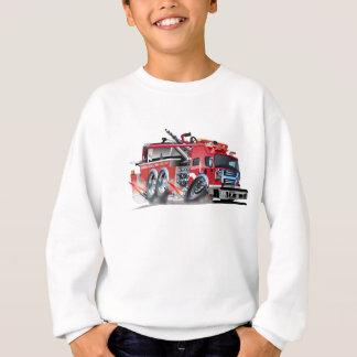 firetruck burnout sweatshirt