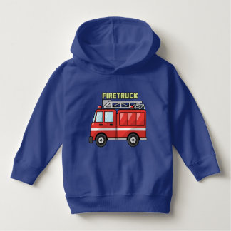 FireTruck Hoddie For Todlers T-shirt
