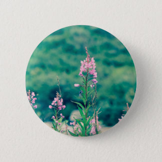 fireweed crossprocess 6 cm round badge