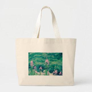 fireweed crossprocess large tote bag