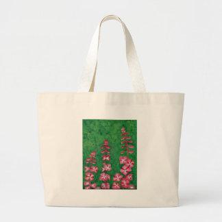 fireweed large tote bag