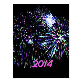 firework 2014 post cards