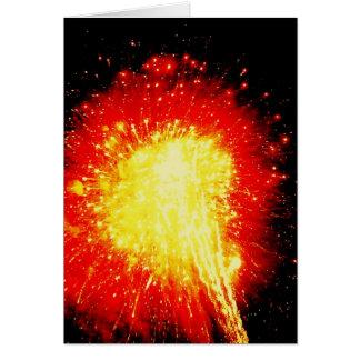 Firework! Card