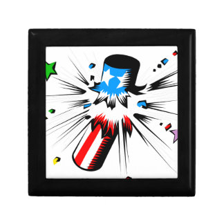 Firework Explosion Gift Box