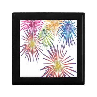 Firework Fun Colorful Modern Beautiful Gift Box