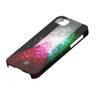 Firework; Jordan Flag iPhone 5 Cases