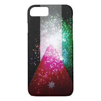 Firework; Jordan Flag iPhone 7 Case